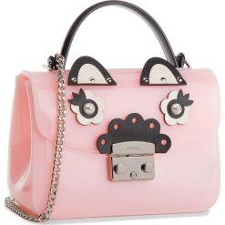 Torebka FURLA - Candy Cupido 969910 B BQA6 J62 Rosa Chiaro. Czerwone torebki klasyczne damskie Furla, z tworzywa sztucznego. W wyprzedaży za 629,00 zł.