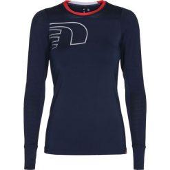 Koszulka do biegania damska NEWLINE ICONIC VENT STRETH SHIRT / 72155-375. Czarne bluzki asymetryczne Newline. Za 169,00 zł.