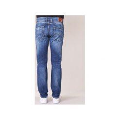 Jeansy straight leg Pepe jeans  SPIKE. Niebieskie jeansy męskie marki Pepe Jeans. Za 335,20 zł.