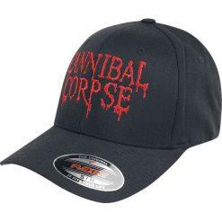 Cannibal Corpse Dripping Logo - Flexfit Cap Czapka Flexcap czarny. Czarne czapki damskie Cannibal Corpse. Za 69,90 zł.