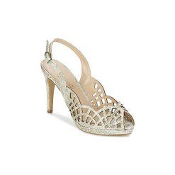 Sandały Fericelli  LIGUORI. Białe sandały damskie Fericelli. Za 398,30 zł.