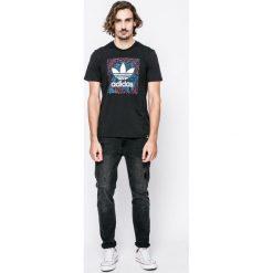 T-shirty męskie z nadrukiem: adidas Originals - T-shirt