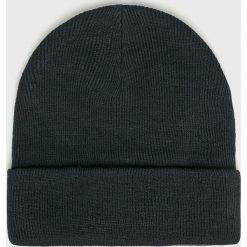 S. Oliver - Czapka. Czarne czapki zimowe męskie S.Oliver, na zimę, z dzianiny. W wyprzedaży za 69,90 zł.