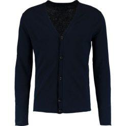 Swetry rozpinane męskie: Sisley Kardigan dark blue