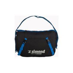 Torba wspinaczkowa Rock n Rope. Szare torby podróżne marki SIMOND, z materiału. Za 99,99 zł.