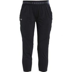 Spodnie dresowe damskie: Under Armour ARMOUR SPORT CROP Rybaczki sportowe black