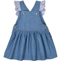 Sukienki niemowlęce: Sukienka na szelkach, 1 mies. – 3 lata