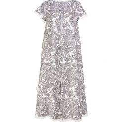 Długie sukienki: WEEKEND MaxMara MAZURCA Długa sukienka weiss