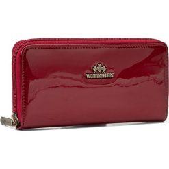 Duży Portfel Damski WITTCHEN - 25-1-393-3 Czerwony. Czerwone portfele damskie Wittchen, z lakierowanej skóry. W wyprzedaży za 299,00 zł.