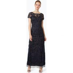 Sukienki: Niente – Damska sukienka wieczorowa, niebieski