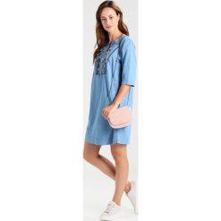 Sukienki hiszpanki: White Stuff TAYLOR TASSEL Sukienka jeansowa blue