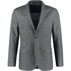 Marynarki męskie slim fit: Cortefiel Marynarka garniturowa greys