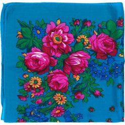 Chusty damskie: Art of Polo Chusta damska Ludowe kobierce niebieska