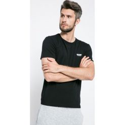 Moschino Underwear - T-shirt piżamowy. Szare piżamy męskie marki Moschino Underwear, l, z bawełny, z okrągłym kołnierzem. W wyprzedaży za 59,90 zł.