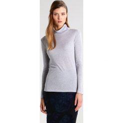 Bluzki asymetryczne: JUST FEMALE HOLLY  Bluzka z długim rękawem light grey melange