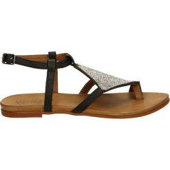 Sandały damskie: Sandały - 17150 CAL BLA