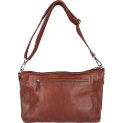 """Torby na laptopa: Skórzana torebka """"Lexington"""" w kolorze brązowym – 37 x 31 x 6 cm"""