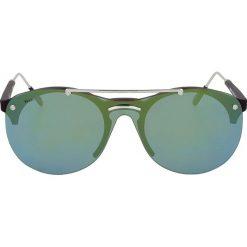 Czarne okulary przeciwsłoneczne. Czarne okulary przeciwsłoneczne damskie Kazar. Za 399,00 zł.