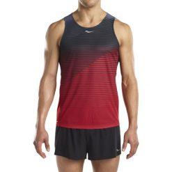 Koszulka do biegania męska SAUCONY ENDORPHIN SINGLET / SAM800037-CR - ENDORPHIN SINGLET. Brązowe koszulki sportowe męskie Saucony, m. Za 129,00 zł.