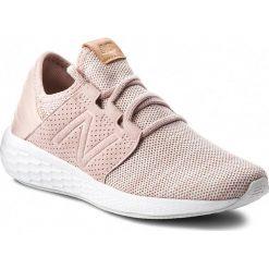 Buty NEW BALANCE - WCRUZKC2 Różowy. Fioletowe buty do biegania damskie marki KALENJI, z gumy. W wyprzedaży za 269,00 zł.