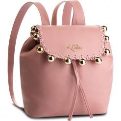 Plecak LOVE MOSCHINO - JC4078PP17LI0600 Rosa. Czerwone plecaki damskie Love Moschino, ze skóry ekologicznej, klasyczne. Za 959,00 zł.