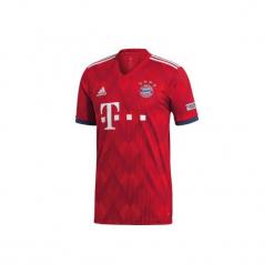 Koszulka do piłki nożnej replika Bayern Monachium. Różowe t-shirty damskie Adidas, l. Za 389,99 zł.