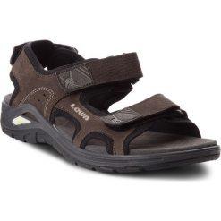 Sandały męskie skórzane: Sandały LOWA – Urbano 410370  Slate 0997