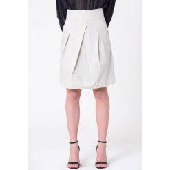 Spódniczki: Spódnica w kolorze ecru