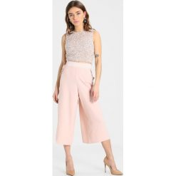 Topy damskie: Lace & Beads Petite PICASSO  Top nude