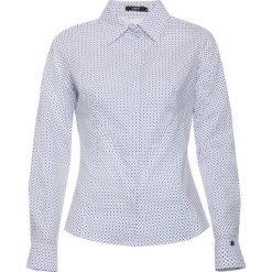 Koszula. Białe koszule męskie Simple, z bawełny, z klasycznym kołnierzykiem. Za 149,90 zł.