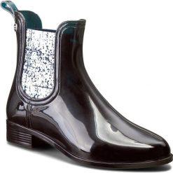 Kalosze GIOSEPPO - Charcot 36812 Navy 03. Niebieskie buty zimowe damskie marki Gioseppo, z materiału. W wyprzedaży za 169,00 zł.