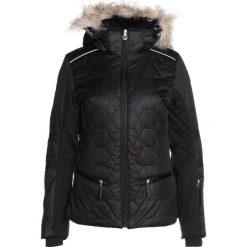 Icepeak CAROL Kurtka snowboardowa black. Czarne kurtki damskie narciarskie Icepeak, z materiału. W wyprzedaży za 535,20 zł.