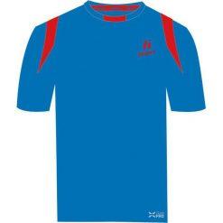 T-shirty chłopięce: Huari Koszulka dziecięca Azteca French Blue/fiery Red r. 158
