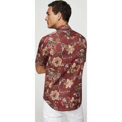 Koszule męskie na spinki: Mango Man - Koszula Ferrys
