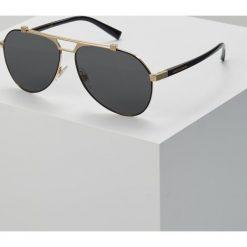 Dolce&Gabbana Okulary przeciwsłoneczne grey. Szare okulary przeciwsłoneczne męskie wayfarery Dolce&Gabbana. Za 1069,00 zł.
