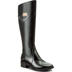 Oficerki SERGIO BARDI - Davoli FW127283617SW 101. Czarne buty zimowe damskie marki Sergio Bardi, z materiału, na obcasie. W wyprzedaży za 299,00 zł.