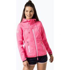 Superdry - Kurtka damska typu softshell, różowy. Czerwone kurtki damskie Superdry, xs, z softshellu. Za 279,95 zł.