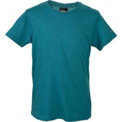 T-shirty chłopięce: Hi-tec Koszulka dziecięca Puro Junior Boy Blue Melange r. 140