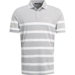 Polo Ralph Lauren Golf TECH PROFIT Koszulka polo light grey heather. Szare koszulki polo marki Polo Ralph Lauren Golf, m, z elastanu. W wyprzedaży za 329,25 zł.