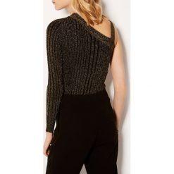 Swetry klasyczne damskie: Karen Millen Sweter gold