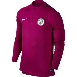 Nike Koszulka męska Manchester City FC Squad Drill fioletowa r. L (854727 665). Fioletowe t-shirty męskie Nike, l, do piłki nożnej. Za 194,97 zł.