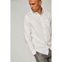 Medicine - Koszula Monumental. Szare koszule męskie na spinki marki MEDICINE, l, z bawełny, z klasycznym kołnierzykiem, z długim rękawem. W wyprzedaży za 79,90 zł.