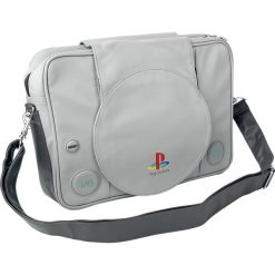 Playstation Torba na ramię szary. Szare torby na ramię męskie Playstation, na ramię, duże. Za 121,90 zł.