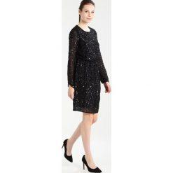 Sukienki hiszpanki: YAS YASBEADA Sukienka koktajlowa black