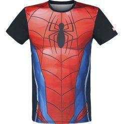 T-shirty męskie z nadrukiem: Spider-Man Cosplay T-Shirt wielokolorowy