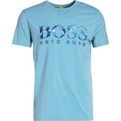 T-shirty męskie z nadrukiem: BOSS Green Tshirt z nadrukiem turquoise
