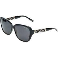 """Okulary przeciwsłoneczne damskie: Okulary przeciwsłoneczne """"SCH184S"""" w kolorze czarnym"""