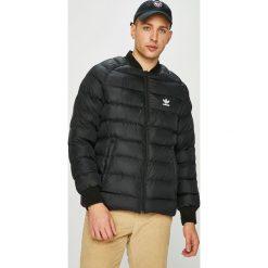 Adidas Originals - Kurtka dwustronna. Szare kurtki męskie bomber adidas Originals, l. W wyprzedaży za 499,90 zł.