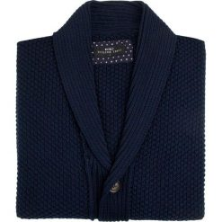 Sweter CIRILLO SWG000092. Brązowe swetry klasyczne męskie marki Giacomo Conti, na zimę, m, z materiału. Za 259,00 zł.