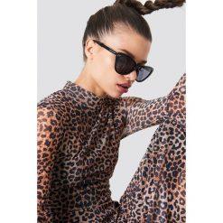 Okulary przeciwsłoneczne damskie: Privé Revaux Okulary przeciwsłoneczne The Hepburn – Black